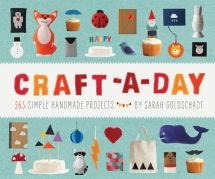 Craft-a-Day -- Looking forward to this one!
