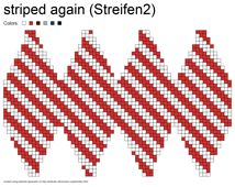 Ravelry: Julekuler - striped again (Streifen2) pattern by Jasmin Malekpour-Augustin free pattern
