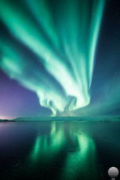 Aurora Borealis - Kleifarvatn, Iceland