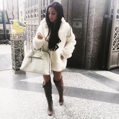 Image about gabriella demartino in chic/chanel by Ariana Grande Pretty Outfits, Winter Outfits, Cute Outfits, Gabriella Demartino, Fashion Killa, Passion For Fashion, Autumn Winter Fashion, Girly, Street Style