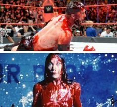 Who wore it better? Finn or Carrie?