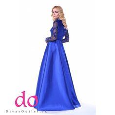 Dámske luxusné šaty ISABEL GARCIA v modrej farbe.  Zloženie: 10% viskóza, 90% polyester; 100% P PET | Podšívka: 15% viskóza, 80% polyester, 5% Spandex  ISABEL GARCIA -LEA LIS : Isabel Garcia je konečným vyjadrením značky, ktorá žiari luxusnom, len tie najlepšíe kvalitné látky a remeselné spracovanie odborníkov z celého sveta.