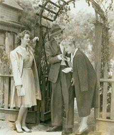 Clark Gable and Greer Garson in Adventure 1945