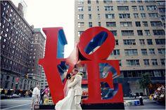 Go Big or go Home! Manhattan Central Park Boat House Wedding.