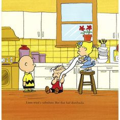 Happiness Is A Warm Blanket, Charlie Brown | one of my favorites!