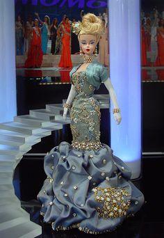 Miss Kalmykia 2013/2014 - International Pageant Collection - NiniMomo Doll