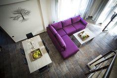 Nefeli Villas and Suites Sofa, Couch, Fishing Villages, Luxury Villa, Villas, Countryside, Living Room, Furniture, Home Decor