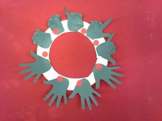 ASL Wreath Craft