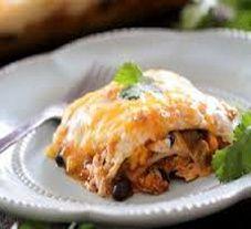 Heart Healthy Recipes - Beef Enchiladas Recipe