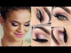 Maquiagem de Noiva inspirada na Bruna Marquezine Diy Beauty, Beauty Hacks, Make Me Up, How To Make, Daily Beauty Routine, Juicing For Health, Healthy Beauty, Tips Belleza, Diy Makeup