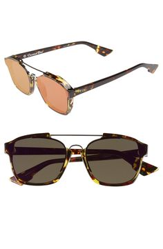 d339e7ae1b12d Dior  Abstract  58mm Sunglasses available at  Nordstrom Dior Abstract  Sunglasses