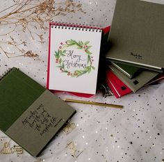 Are you interested in our handmade sketchbooks? These are the perfect Christmas gift for your well wishers.