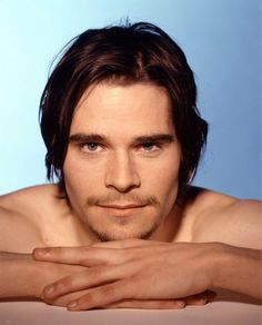 Hans Matheson. The thinking girl's crush.
