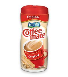 Classic COFFEE-MATE. Rich and creamy since '61.