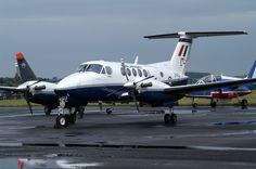 Royal Air Force BEECH B200 SUPER KING AIR/ZK452