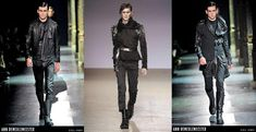 men's+couture+clothing+images | Pictures Courtesy of Ann Deumeulemeester , Raf Simons , Gustavolins ...