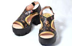PITUCA CALZADOS Calzado de diseño artesanal, con diversidad de materiales cuidadosamente seleccionados. http://charliechoices.com/pituca/