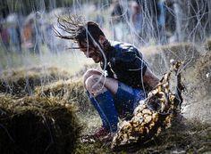 Si chiama corsa vichinga la gara di 12 chilometri con mille ostacoli, ideati dalle forze speciali dell'esercito. I podisti devono superare ghiaccio, fuoco, filo spinato, fango, reti e tunnel per poter raggiungere il traguardo