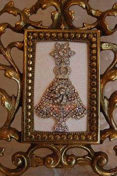 Jewelry Christmas Tree -- Love this one!