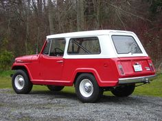 1969 Jeepster Commando - Photo submitted by Dan Langdon.