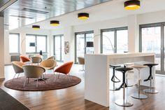 Gärtner Internationale Möbel #Projekt #Burda News #Hamburg