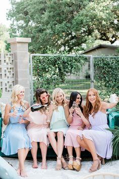 Fall in love with trendy, affordable, and designer quality bridesmaid dresses and separates by Revelry. Your bridesmaids will thank you. Bridesmaid Tops, Unique Bridesmaid Dresses, Wedding Dresses, Bridesmaids, Tulle Skirts, Chiffon Dresses, Tulle Dress, Girl Standing, Sequin Gown