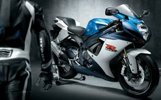 Aside from exotic cars - I love motorcycles! I want a GXR <3 :(