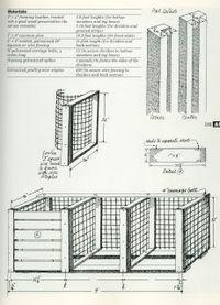 jim crockett's cadillac compost bin info: