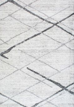 Add a dash of contemporary look when you bring out this machine made, polypropylene rug, which is sure to make a fashionable statement to any space. Sturdy enough to stand the test of time, this solid and striped area rug will bring you complements for your choice.