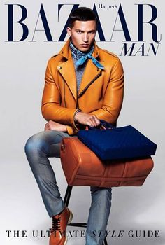 Harper's Bazaar Man The Ultimate Style Guide