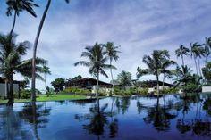 Shangri-La's Fijian Resort & Spa, Yanuca Island, Fiji - Spa Ocean Bure #hotels #Fiji