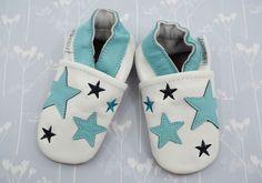 Colourful Baby World Chaussons dint/érieur antid/érapants pour b/éb/é et enfant Motif /étoiles