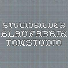 Studiobilder - Blaufabrik Tonstudio