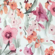 The G0335 Blush upholstery fabric by KOVI Fabrics features Floral, Asian, Foliage, Contemporary pattern and Pink, Gray as its colors. It is a Print, Faux Linen, Cotton type of upholstery fabric and it is made of 90% Cotton, 10% Linen material. It is rated Exceeds 51,000 double rubs (heavy duty) which makes this upholstery fabric ideal for residential, commercial and hospitality upholstery projects. This upholstery fabric is 54 inches wide and is sold by the yard in 0.25 yard increments or by…