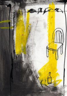 "Saatchi Art Artist Zouggar  Sofiane; Drawing, ""untitled "" #art"