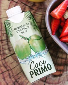 """367 Likes, 9 Comments - Lili Kulcsar (@breakfastloverlili) on Instagram: """"Mallorca time ✈️🌴 I always drink some coconut water when I travel, to make sure I stay…"""""""