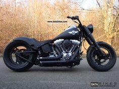 2011 Harley Davidson  -Later Fat Boy Special 300 Ricks conversion Motorcycle Chopper/Cruiser photo