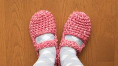 春色ルームシューズの編み方・作り方☆100均毛糸での作り方|編み物|編み物・手芸・ソーイング|ハンドメイドカテゴリ|アトリエ