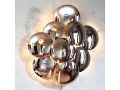 Global Views Lamps and Lighting Orb Sconce-Right