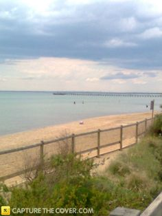 Frankston Beach #CaptureTheCover entry - by Felicity in Melbourne's Frankston & Cheslea Region. Click to enter your photos!