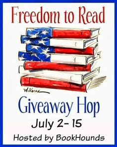 With Love for Books: Freedom to Read Giveaway Hop Win a $14 book of choice! http://www.withloveforbooks.com/2016/07/freedom-to-read-giveaway-hop.html