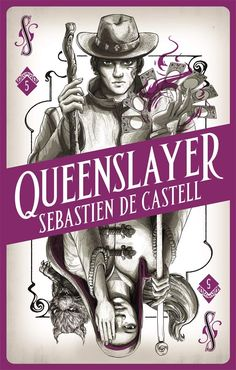 Atsisiųsti Arba Skaityti Internete Spellslinger Queenslayer Nemokama Knyga PDF/ePub - Sebastien de Castell, The fifth book in the page-turning SPELLSLINGER fantasy series. Kellen and Reichis have just finished fighting a duel. High Fantasy, Fantasy Series, Got Books, Books To Read, Code Secret, Act Of Treason, The Dark Tower, Fan Art, What To Read