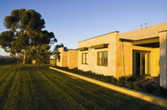 Luscious travel style - The Louise Barossa Valley - Sunset - Terrace views