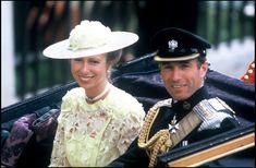 Princesse Anne: la sombre histoire derrière le divorce avec son premier mari