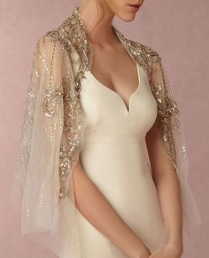 Bridal Coverups and Scarves — Wedding Fashion Accessories for Fall and Winter…