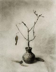 The last leaf: by Alexander Tkachev #Photography #Large #format #Object #Still