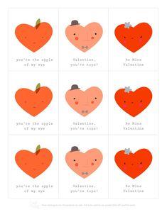Imprimibles para San Valentin
