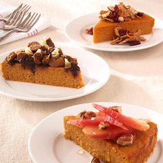 Diabetic Pumpkin Dessert Recipes | Diabetic Living Online