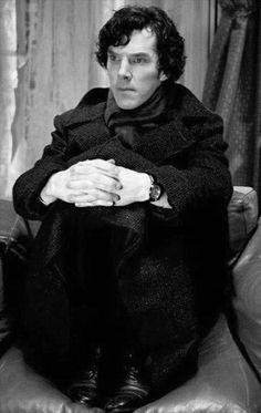 Curious Sherlock.