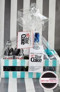 Dirty Diet Coke Kit | Casual Crafter